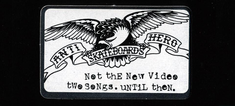 Antihero Two Song Video