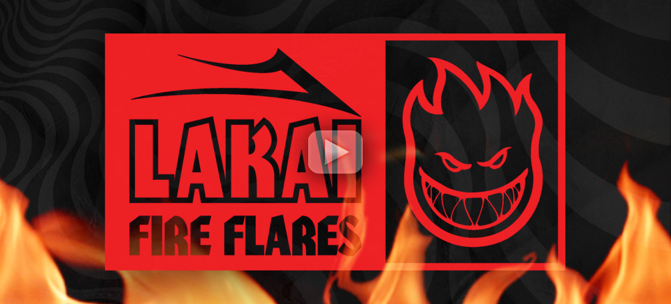 Spitfire - Lakai Fire Flares