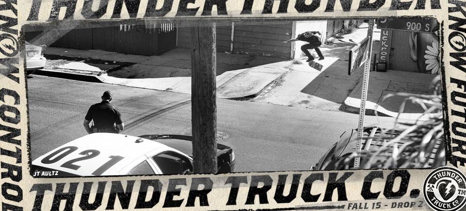 Thunder Trucks Fall 2015 Drop 2!