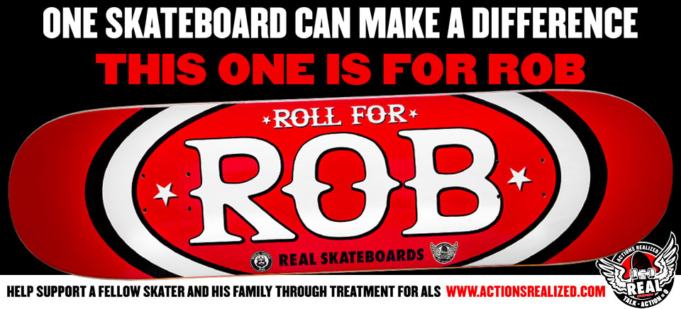 Actions REALized: Roll For Rob!