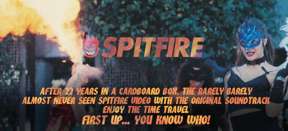 Spitfire Video 1993 - Original Soundtrack