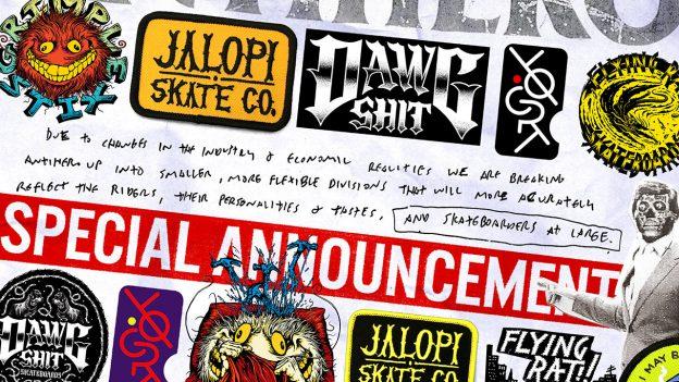 Antihero Skateboards Summer 2018