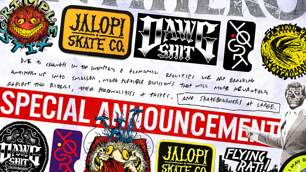 Antihero Skateboards Summer 2018