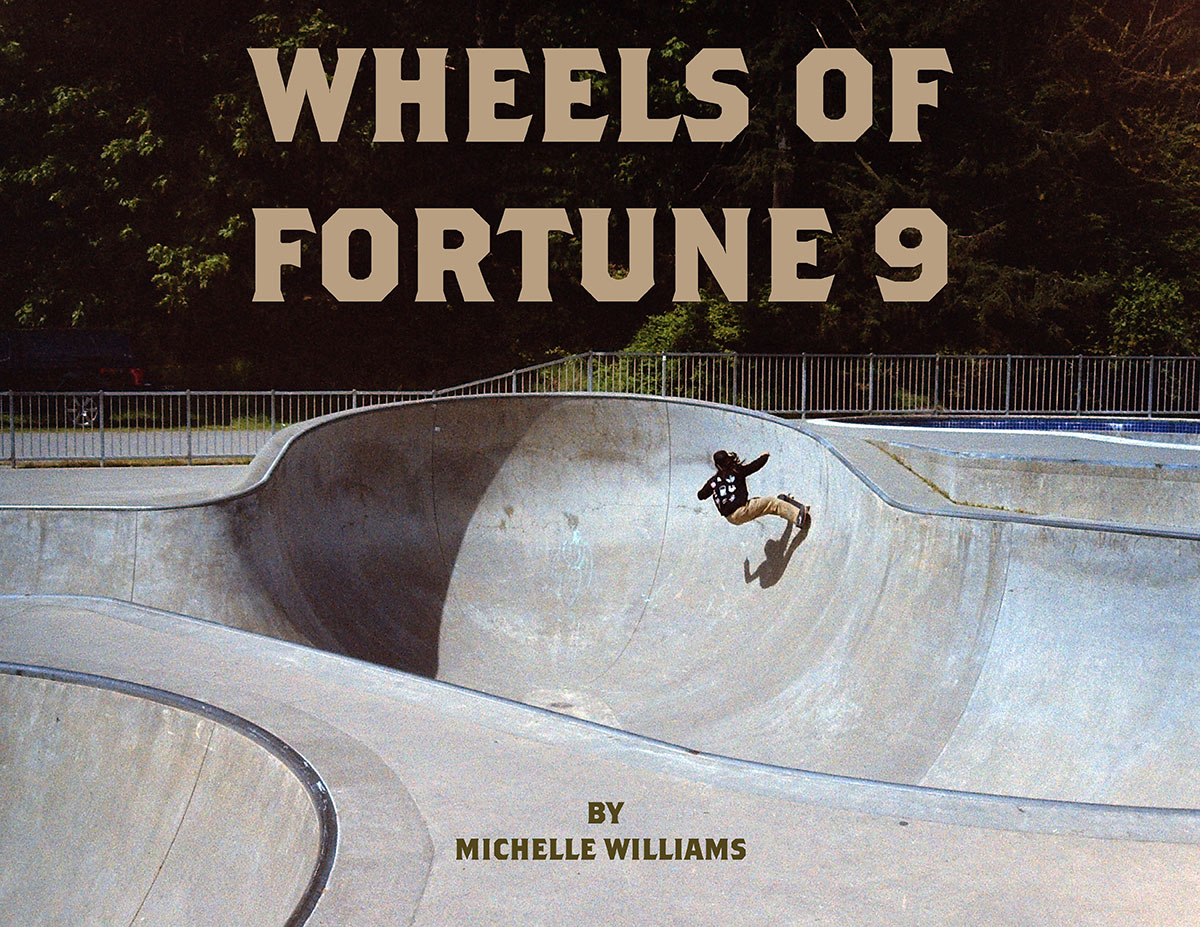 Wheels of Fortune 9