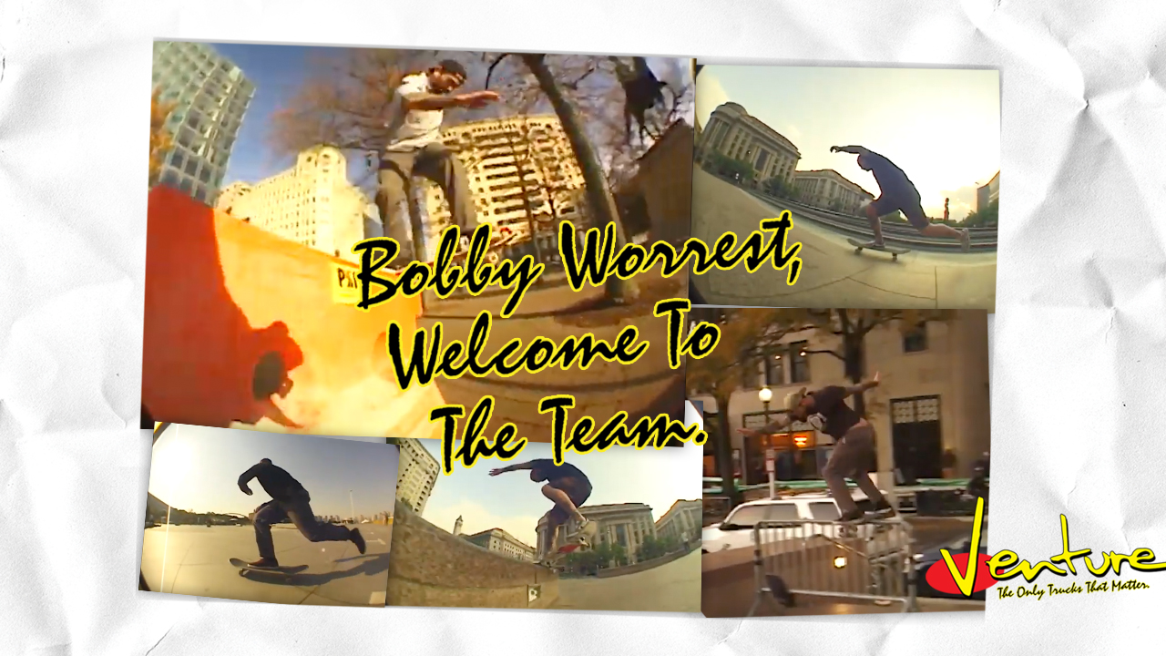 3e116b19291a19 Bobby Worrest – Welcome to Venture